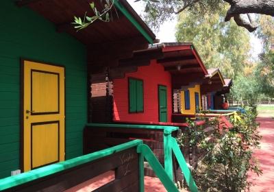Campeggio Bungalow Valle Dei Templi Internazionale San Leone